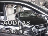 Ofuky plexi Audi A8 5D 2017r =>, predné