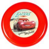 Lietajúci tanier disk Disney Car Auta 25 cm