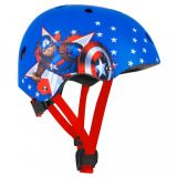 DĚTSKÁ cyklo prilba Walt Disney Captain America 54-58cm