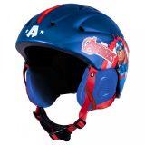 DETSKÁ prilba Lyže, Snowboard Captain America 54-58 cm