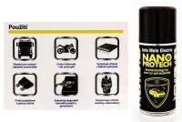 NANOPROTECH Auto Moto ELECTRIC 150ml žlutý ochrana elektroniky
