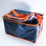 Termotaška TC-1 40x23x26 cm modro-oranžová