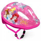 DĚTSKÁ cyklo přilba Walt Disney Princezny růžová