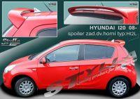 Zadní spoiler křídlo pro HYUNDAI i20, 2008 =>