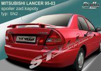 Zadní spoiler křídlo pro MITSUBISHI Lancer 95-2003r