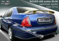 Spoiler zadní kapoty pro ROVER 400 sedan 1995-2000r