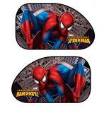 SLUNEČNÍ CLONA boční šikmé Spider man 2ks