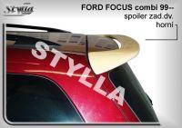 Zadní spoiler horní zadní pro FORD Focus combi 1999-2004r