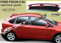 Zadní spoiler horní zadní pro FORD Focus II htb 2004r =>