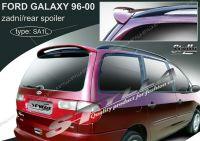 Zadní spoiler horní zadní pro FORD Galaxy 1995-2000r