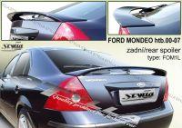 Zadní spoiler křídlo zadní pro FORD Mondeo htb 2000-2007r