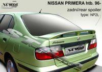 Zadní spoiler křídlo pro NISSAN Primera htb 1996-1998r