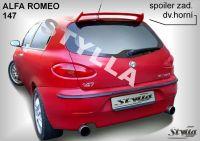 Zadní spoiler křídlo pro Alfa Romeo 147, 2001r =>