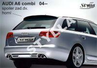 Spoiler zadní kapoty pro AUDI A6 combi 2005r =>