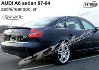 Spoiler zadní kapoty pro AUDI A6 sedan 1997-2004r