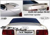 Spoiler zadní kapoty pro AUDI A8 sedan 1994-2002r