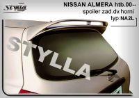 Zadní spoiler křídlo pro NISSAN Almera htb 2000r =>