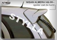 Zadní spoiler křídlo pro NISSAN Almera htb 1995-2000r