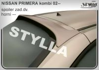 Zadní spoiler křídlo pro NISSAN Primera combi 2002r =>