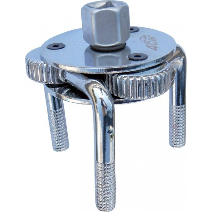 Univerzální klíč pro montáž a demontáž olejových filtrů 65-125mm 4car