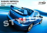 Zadní spoiler křídlo zadní pro SUBARU Impreza 00-2008r