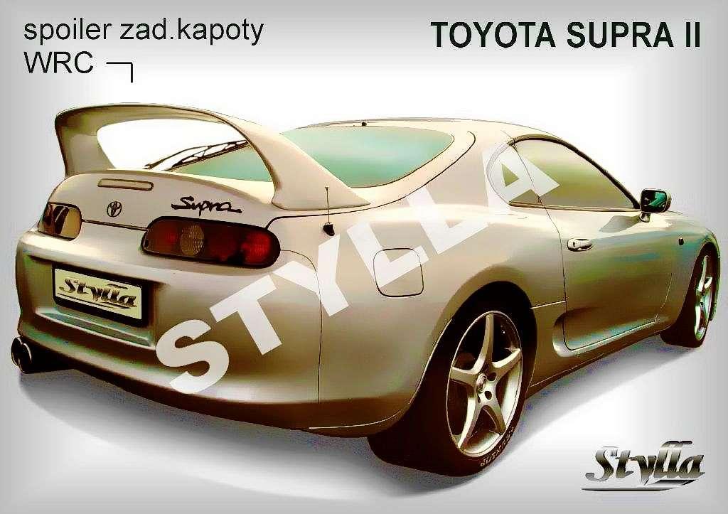 spoiler Toyota