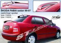 Zadní spoiler křídlo pro ŠKODA FABIA I sedan 1999-2007