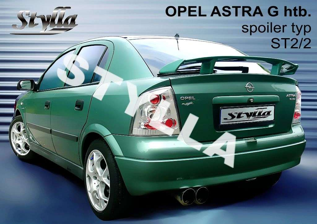 spoiler Opel Astra