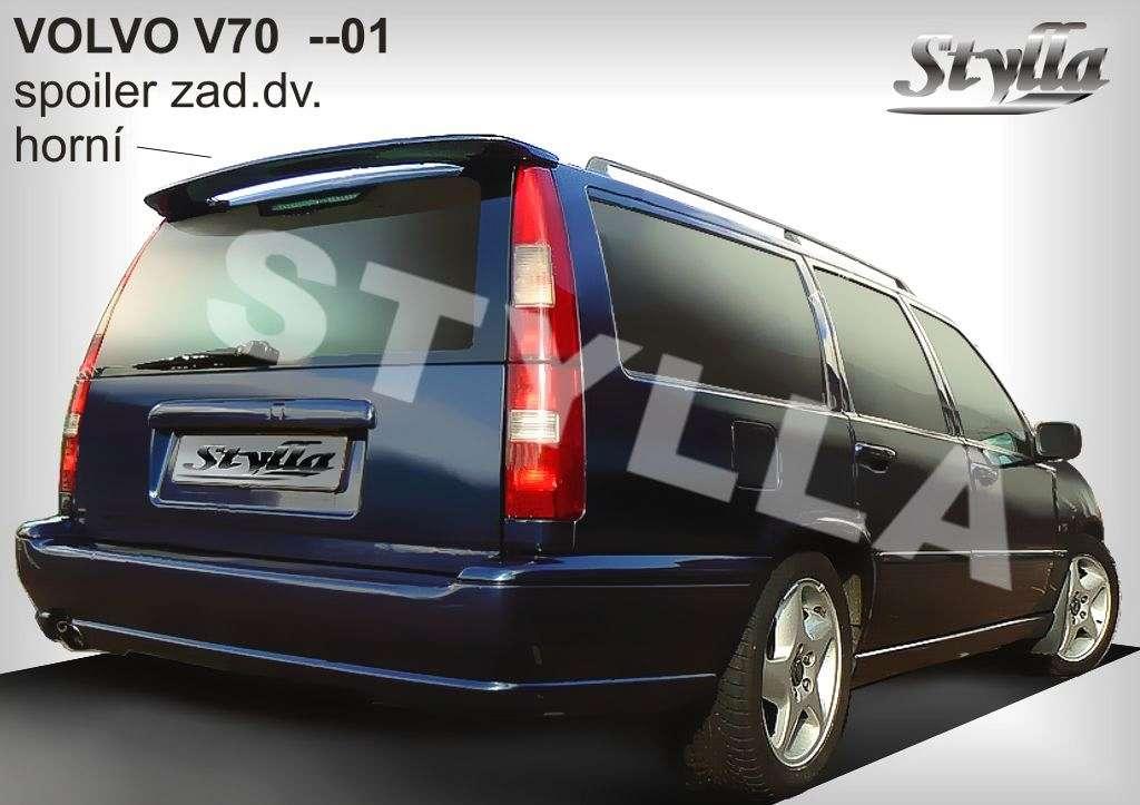 spoiler Volvo