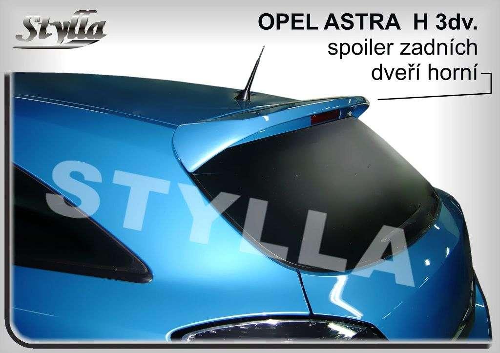 spoiler Opel
