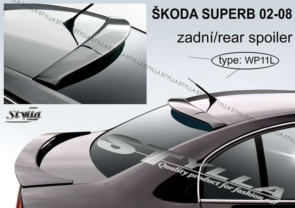 spoiler Škoda Octavia