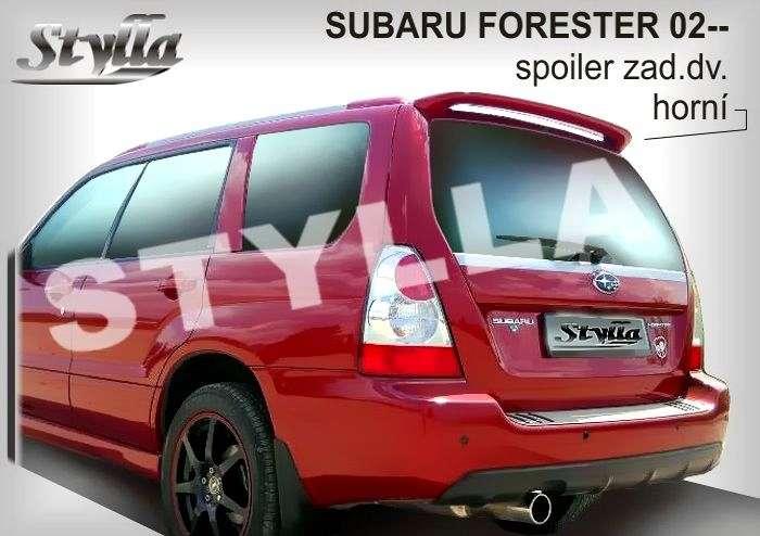 spoiler Subaru