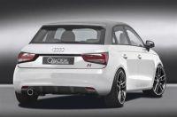 Koncovka výfuku 90mm pro motory 1.2TFSI and 1.6 TDi pro Audi A1/A1 Sportback