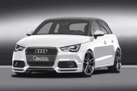 CARACTERE spoiler pod originální přední nárazník pro Audi A1/A1 Sportback