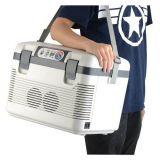 Prenosný chladiaci Box s ohrevom 19 l + displej 220V / 24V / 12V DOUBLE