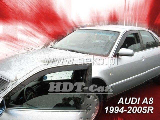 Plexi, ofuky Audi A8 4D 1994--02R přední heko