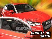 Plexi, ofukyAudi Audi A1 3Dv 2010R přední HDT