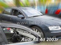 Plexi, ofukyAudi Audi A8 4D 2003R přední HDT