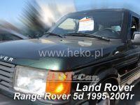 Plexi, ofuky Land Rover Range Rover II 5D. 1994-2002, přední + zadní