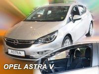 Plexi, ofuky Opel Astra V K 5D 2015 =>