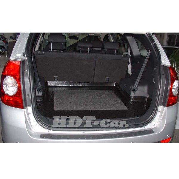 Přesná Vana do zavazadlového prostoru Chevrolet Captiva 5Dv, od roku 2006r => 5/7 míst heko