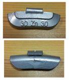 Závaží pro aluminiové (hlinikové) disky 60gr, hranaté provedení 50ks