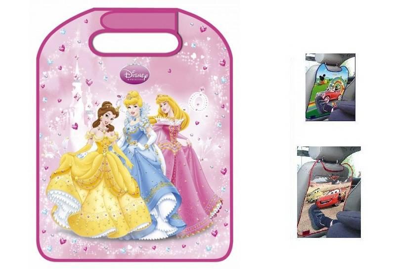 Ochranný potah na zadní stranu sedadla proti okopávání Princess, 45 x 57 cm. Disney