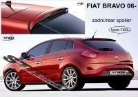 Zadní spoiler horní zadní pro FIAT Bravo 2006r =>