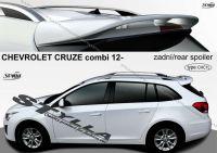 Zadní spoiler křídlo horní pro CHEVROLET Cruze combi 2012r =>