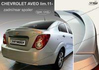 Zadní spoiler křídlo zadní pro CHEVROLET Aveo limousine 2011r =>