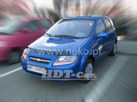 Deflektor Lišta prednej kapoty PKL CHEVROLET Lacetti Aveo 4dv. 2004r sedan, Htb