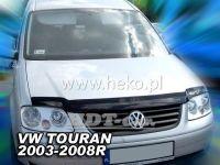 Deflektor Lišta prednej kapoty VW Touran 03-2008r