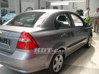 Bočné ochranné lišty dverí CHEVROLET Aveo sedan, 2006r =>