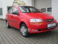 Bočné ochranné lišty dverí CHEVROLET Aveo sedan, 2004r =>